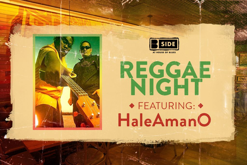HOB BSide Reggae